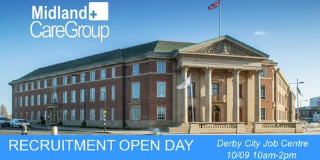 Recruitment Open Day tickets