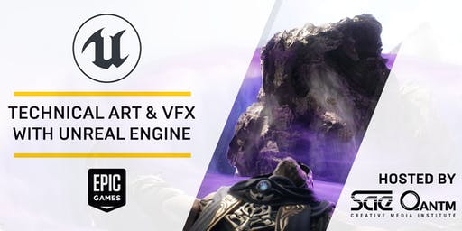 Technical Art and VFX with Unreal Engine: Perth