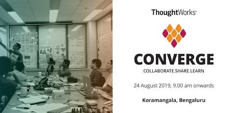 Converge 2019, Bengaluru - First Principles Thinking tickets
