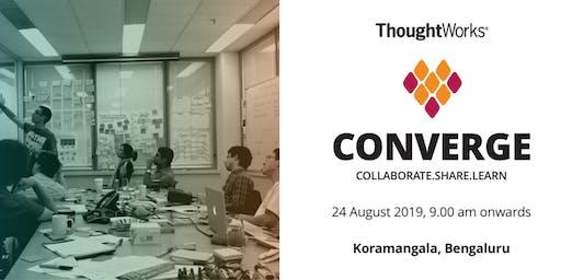 Converge 2019, Bengaluru - First Principles Thinking
