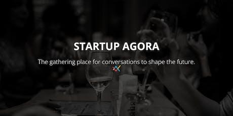 Startup Genome Agora Dinner tickets