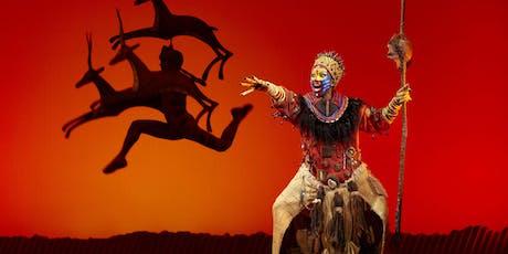 ETAG Business Briefing - Disney's THE LION KING returns to Edinburgh tickets