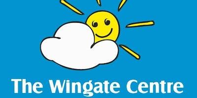 #2020 Launch The Wingate Centre