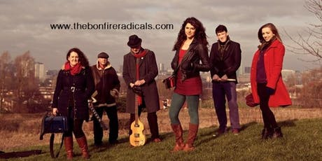 Bonfire Radicals and Cafe Lola (Green Party benefit gig) tickets