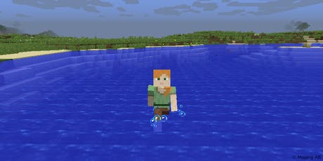 Workshop: Minecraft Unterwasserwelten  Tickets