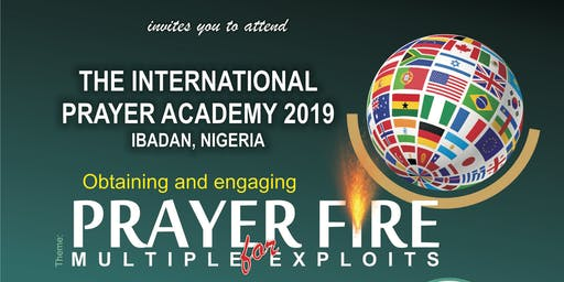 INTERNATIONAL PRAYER ACADEMY