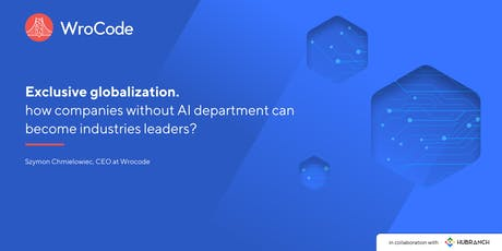 How Companies Without AI Department Can Become Industries Leaders? tickets