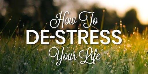 De-Stress Your Life