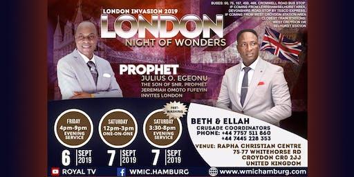 London - Night of Wonders