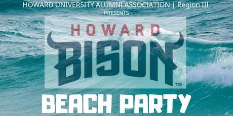 Bison Beach Party tickets