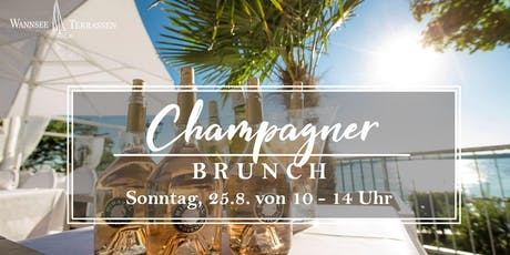 Champagner Brunch am Wannsee Tickets