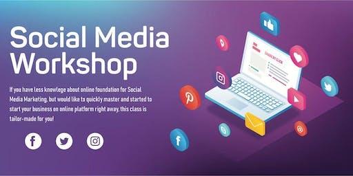 Fundamentals of  Social Media Marketing
