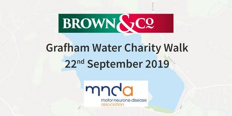 Brown & Co Charity Walk tickets