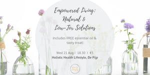 Empowered Living - Natural and Low-Tox Living with...