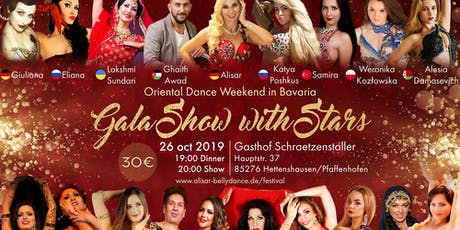 Gala Show inkl Dinner Tickets
