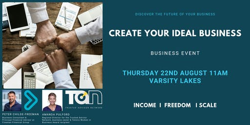 Create Your Ideal Business Event