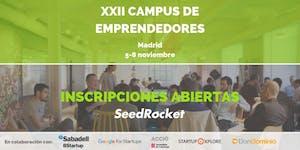 SeedRocket Investors' Day - XXII Campus de...