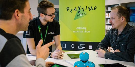 Playtime Dessiner - 07/09/2019 - Switch Tournai