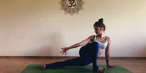 Mandala Yoga: A strengthening and soothing practice