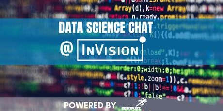 Data Science Chat @InVision Tickets