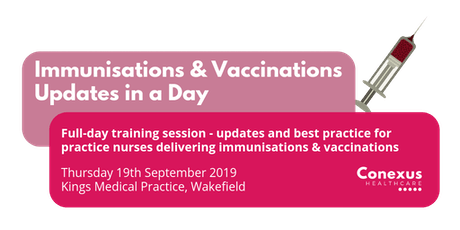 Immunisations & Vaccinations Updates in a Day  tickets