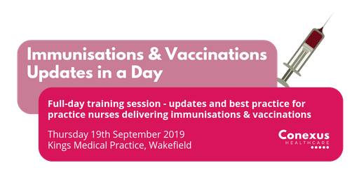 Immunisations & Vaccinations Updates in a Day