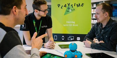 Playtime Osmo - 31/09/2019 - Switch Tournai