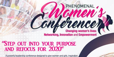 Phenomenal Womens Conference -Geneva billets