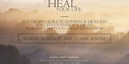 Aura Scanning & Chakra Healing
