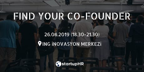 Find Your Co-Founder #6 - StartupHR tickets