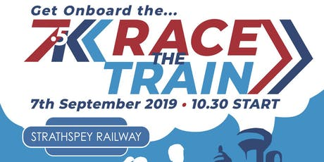 Race the Train 2019 tickets