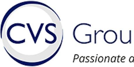 CVS Referrals UK Drinks Reception tickets