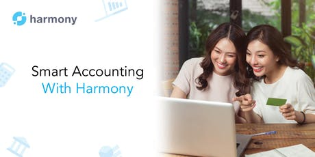 "[Paid event] Hands-on Training ""Smart Accounting With Harmony"" tickets"