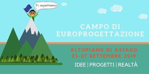 Campo di Europrogettazione