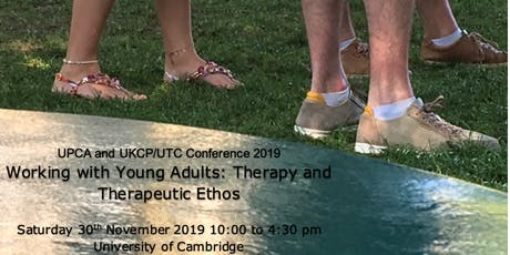 Working with Young Adults: Therapy and Therapeutic Ethos  tickets