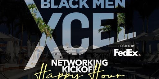 Black Enterprise and The Wood - Black Men Xcel Networking Happy Hour