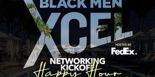 Black Enterprise and The Wood - Black Men Xcel Networking Happy Hour