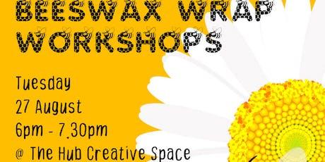 Beeswax Wrap Workshop - 10 September tickets