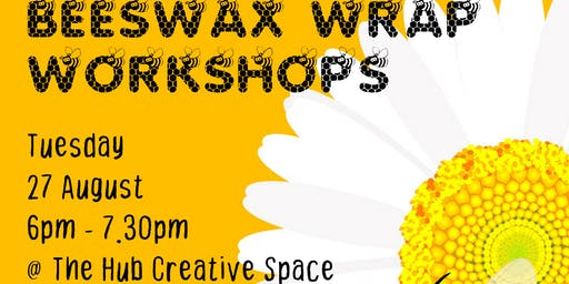 Beeswax Wrap Workshop - 10 September