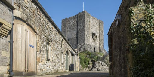Lancashire's Lost Castles (Bolton le Sands) #LancsLearning