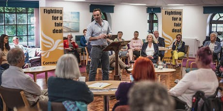 Campaign Launch - Danny Chambers & North Cornwall Lib Dems tickets