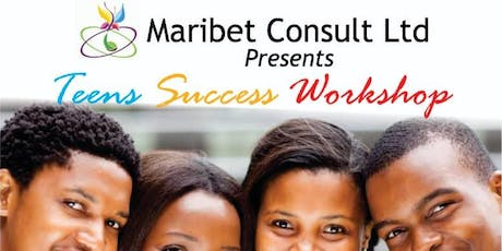 Teens Success Workshop 2019 tickets