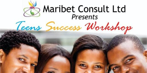 Teens Success Workshop 2019