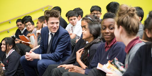 A Morning with Lord Nash at Pimlico Academy