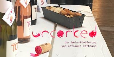 uncorked - Der 5. Weinprobiertag von Getränke Hoffmann