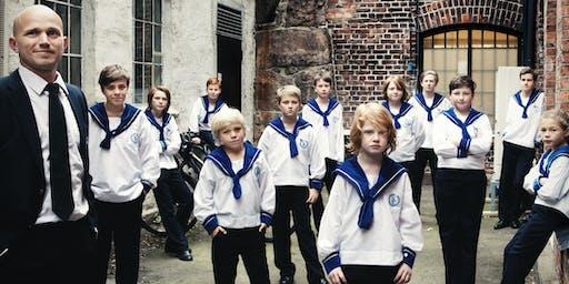 Sølvguttene Boys' Choir - Cambridge