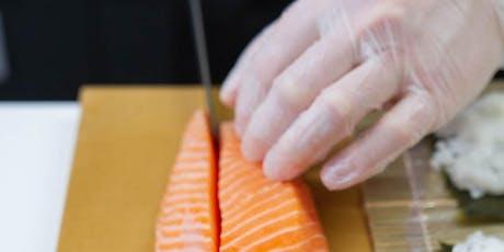 Sushi Masterclass @ Zero Sushi tickets