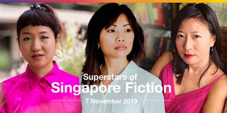 Superstars of Singapore Fiction tickets
