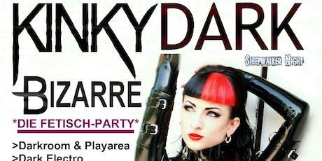 KinkyDark Bizarre – 12.10.2019 Tickets