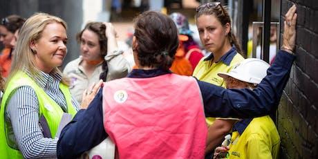 WOMEN ON TOOLS BREAKFAST tickets